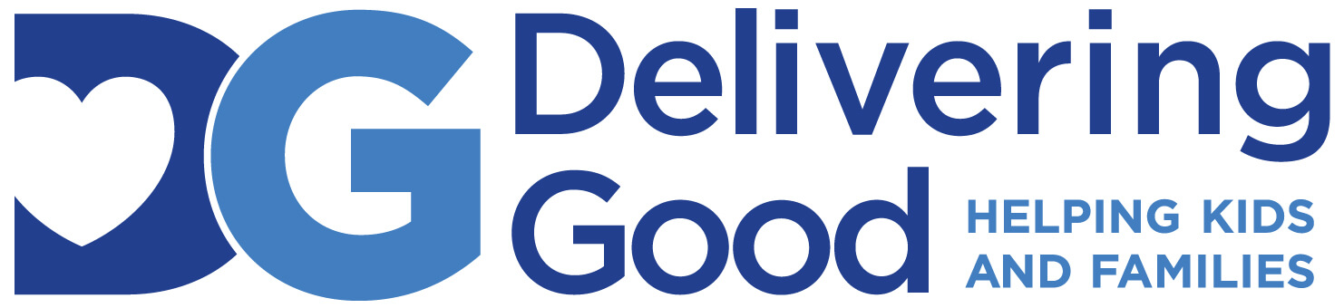 delivering good logo